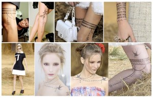 Chanel-Temporary-Tattoos
